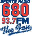 680 The Fan Logo