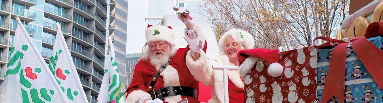 Children's Christmas Parade | Children's Healthcare of Atlanta