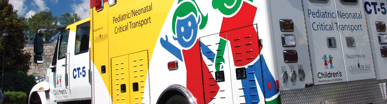 Emergency Medical Transport Services | Children's Healthcare
